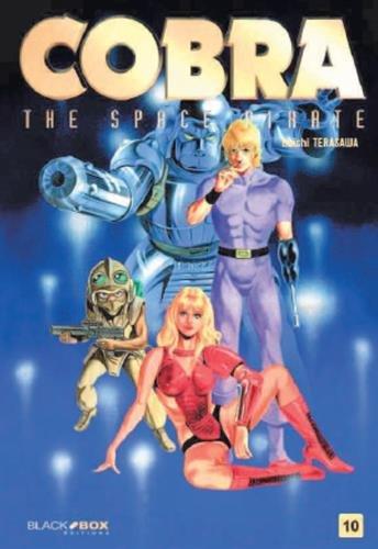 Cobra The Space Pirate, Tome 10 : par Buichi Terasawa