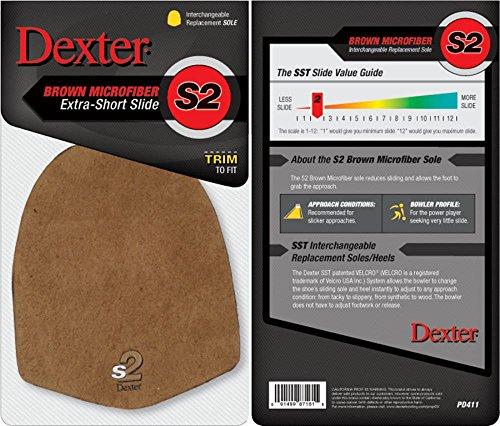 Dexter S2 Talon de bowling Marron
