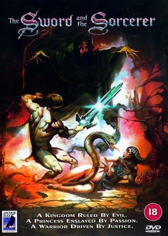 The Sword And The Sorcerer [DVD] by Lee Horsley