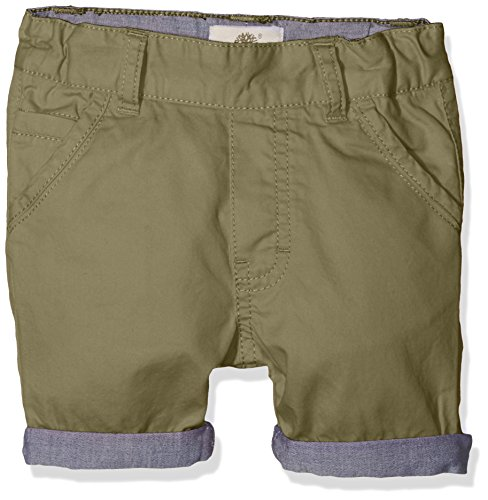 Timberland Baby-Jungen Shorts Bermuda, Grün (JUNGLE 688), 18 Monate (81 cm)