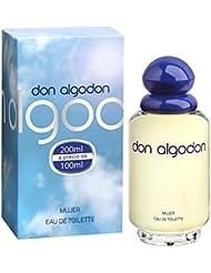Don Coton-Eau de Toilette pour Femme Vaporisateur 200 ml