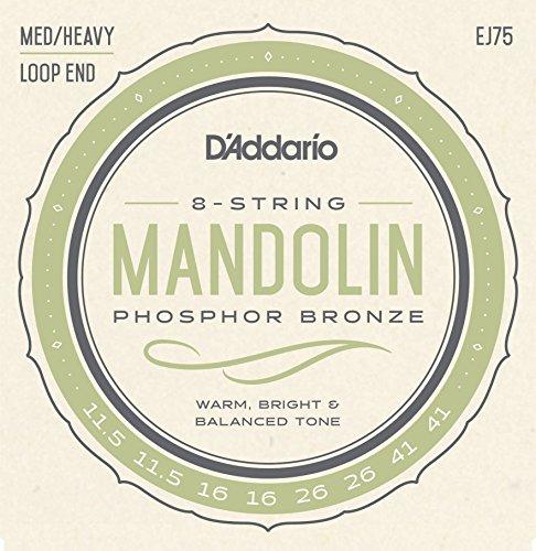 D'Addario EJ75 11.5-41 Medium/He...