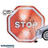 Grundig Parcheggio stop segno LED Park guidata E63