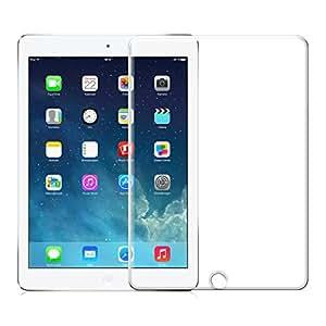 kwmobile Panzerglas Displayschutz für Apple iPad Air / Air 2 kristallklar Schutzglas Schutzfolie Displayschutzfolie