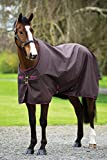 Horseware Amigo Hero 6 Turnout - 50g - Chocolate with Chocolate & Raspberry