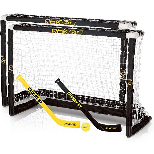Reebok Mini Deluxe Hockey Set Crosby