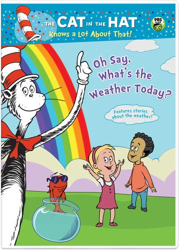 Preisvergleich Produktbild Cat in the Hat: Oh Say What's the Weather Today [DVD] [Import]