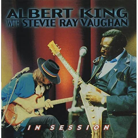 In Session by Albert King, Stevie Ray Vaughan (2006) Audio CD