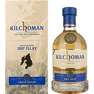 kilc Homan Islay The 5ème Edition avec emballage cadeau Whisky (1x 0,7L)