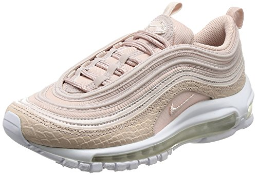 Nike Womens Air Max 97 PRM - Silt Red/Silt Red-White-Black Trainer Size...