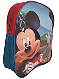 Disney Kinder Rucksack Kindergartenrucksack Kinderrucksack Kindergartentasche Neu (Mickey Mouse)