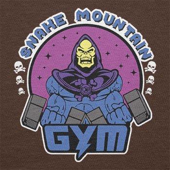 Texlab–Snake Mountain Gym–sacchetto di stoffa Marrone