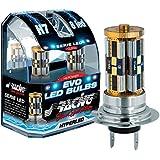Simoni Racing EL7 Type H7 LED Bulbs, Set of 2
