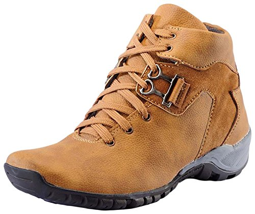 T-Rock Men's Boots Tan (8)