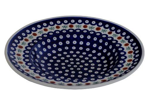 Bunzlauer keramik assiette creuse pour pâtes (creuse) ø28.5 motif 41 cm