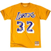Mitchell & Ness Camiseta Retro Magic Johnson ...