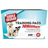 Simple Solution Dog Training Pads - 100 Pack Bild