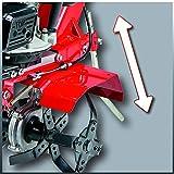 Einhell Benzin Bodenhacke GC-MT 1636/1 (1,5 kW, 36 cm Arbeitsbreite, 22 cm Arbeitstiefe, Bremssporn und Führungsgriffe höhenverstellbar) -
