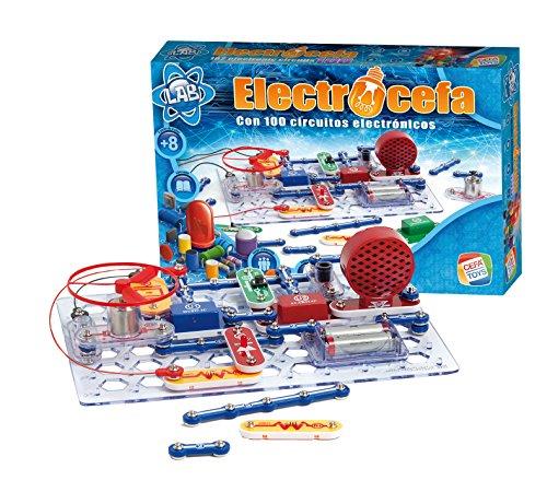 Cefa Toys Juego de Electronica, Electrocefa 100 (21820)