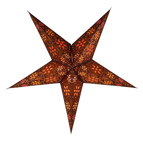 papierstern-weihnachtsstern-anubis-braun-papierstern-5-zacken