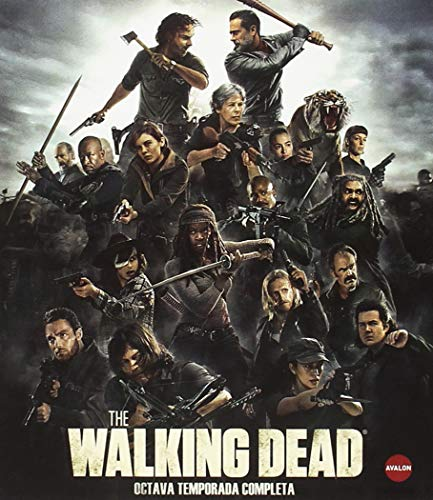 The walking dead (8ª temporada) [Blu-ray]