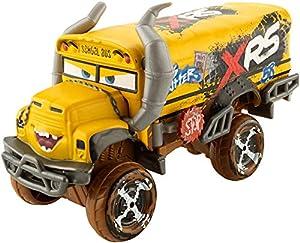 Disney Cars - Vehículo XRS Ms Fritter, Coches de Juguetes niños +3 años (Mattel GBJ46)