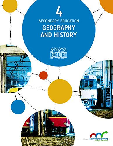 Geography and history 4 (anaya english)
