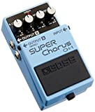 Boss CH 1 Super Chorus effects pedal Classic BOSS chorus pedal with clean, brilliant sound guitar or keyboards