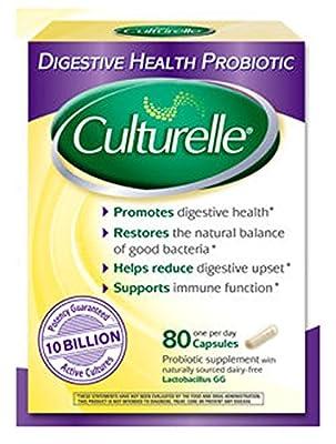 Culturelle Probiotic - 80 ct. by Culturelle