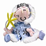 Mv Sports & Leisure Bang on the Door Dazzling Deluxe Baby Little Snow Princess Doll
