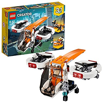 LEGO UK - 31071 Creator Drone Explorer Building Toy