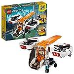 LEGO- Creator Drone Esploratore, Multicolore, 31071  LEGO