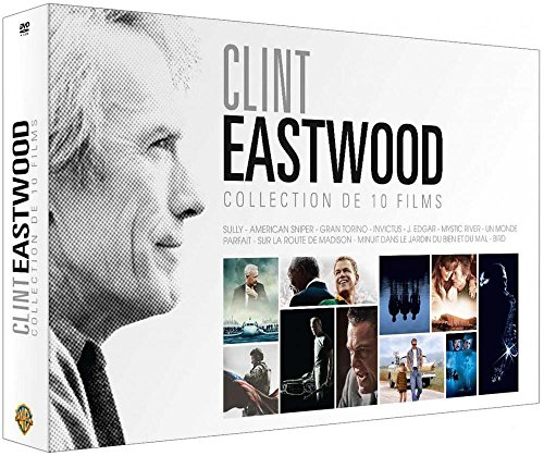Clint Eastwood - Collection de 10 Films - Coffret DVD