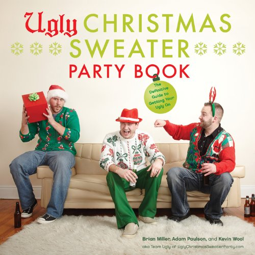 Ugly Christmas Sweater Party Book (English Edition) -