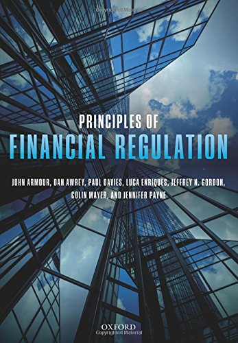 Principles of Financial Regulation por John Armour