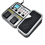 NUX mg-100Elektrische Gitarren Multi Effekt Pedal Prozessor EFX AMP EQ Mixer