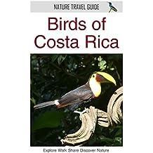 Birds of Costa Rica (Nature Travel Guide)