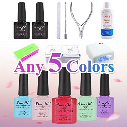beau-gel-wahlen-sie-jedem-5-farben-uv-led-gel-nail-polish-soak-off-farbe-nagellack-lack-73-ml-base-t