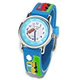 Best Outdoor Readers - Kids Watch my first Easy Reader Wrist Watches Review