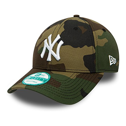 New Era MLB League ESS 9Forty Adjustable Cap NY Yankees Camouflage