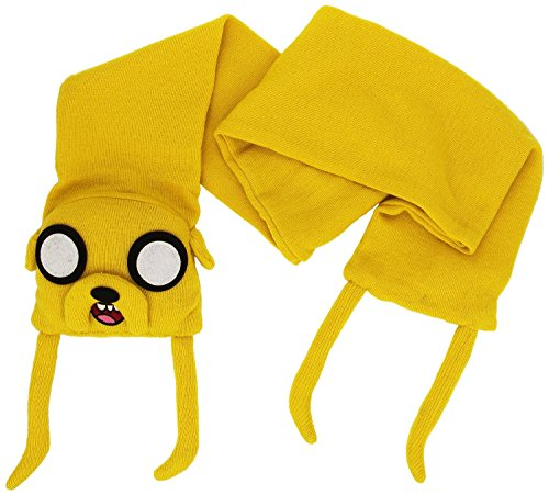 Jazwares - Sciarpa di Jake Adventure Time