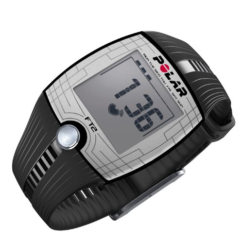 Polar FT1 Heart Rate Monitor and Sports Watch Black Heart Rate Monitors