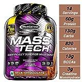 Muscletech Performance Series Mass Tech (3.17Kg, Chocolate)