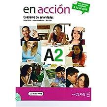 En Acción A2 - Cuaderno de actividades + CD audio