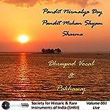 Shrii, Vol. 001: Dhrupad Vocal & Pakhawaj (Live)