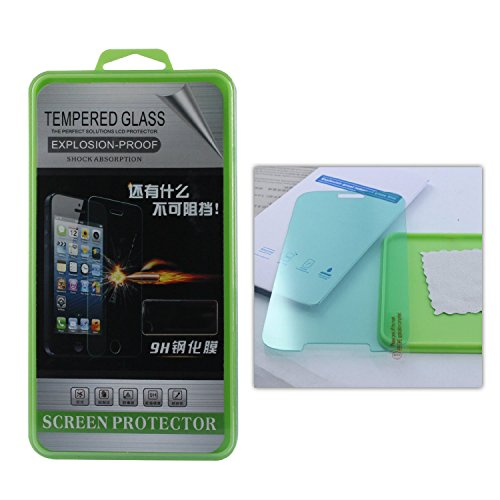 Tempered Glass Explosion Proof Screen Protector Shock Absorbing Scratch Guard for Micromax Canvas 2 Colours A120