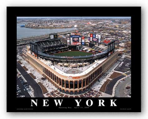 Citi Field: New York Mets opening Day, 2009-vampate, New York