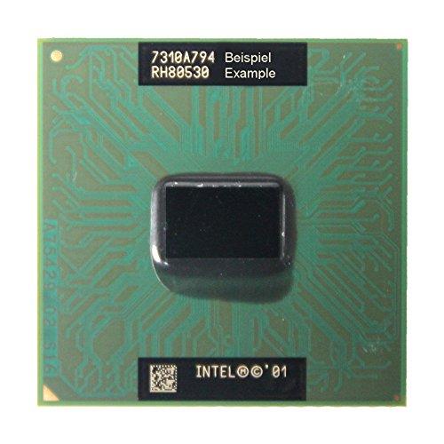 Intel Mobile Pentium III-M CPU SL69V 1.0GHz/512KB/133MHz Sockel/Socket 478A 479 (Generalüberholt) -