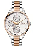 s.Oliver Time Damen-Armbanduhr SO-3350-MM