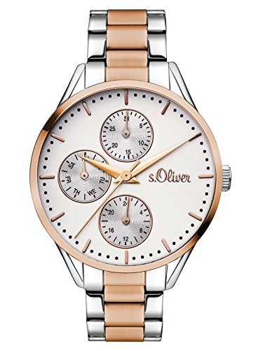 s.Oliver Time Women's Watch SO-3350-MM